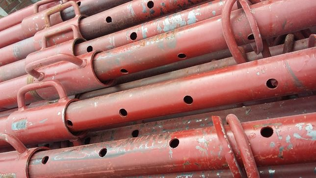 stemple budowlane regulowane podpory sztyce peri doka