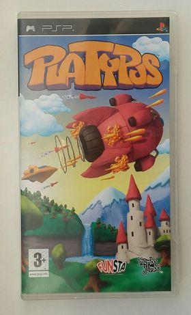 """Platypus"" gra na konsolę PSP UNIKAT!!"