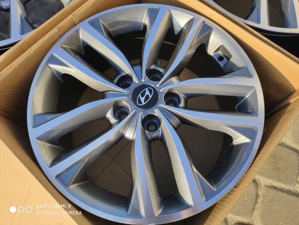 Диски для Hyundai Kia 5*114_3 R17 R18