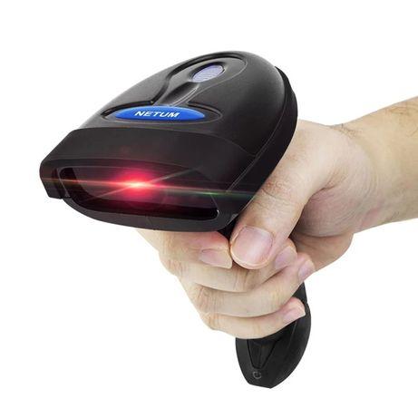 Сканер Штрих-кодов беспроводной Netum 1698W WiFi / 1698LY Bluetooth