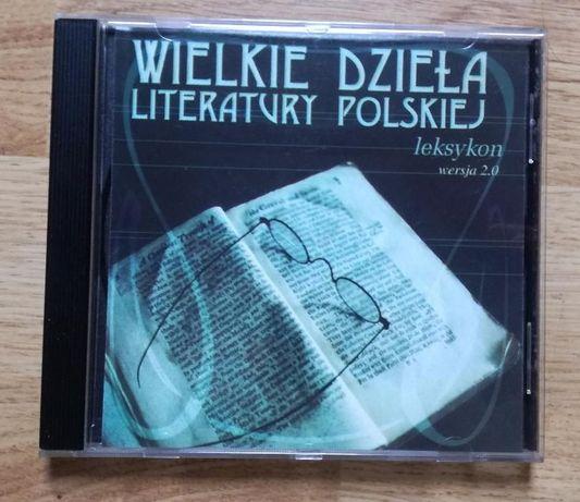 Wielkie dzieła literatury Polskiej - encyklopedia multimedialna