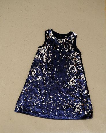 Vestido, 9 a 10 anos, H&M