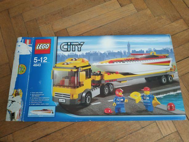 zestaw LEGO city 4643