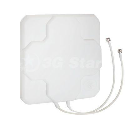 4G /3G /LTE антенна усилитель роутер интернет Power Signal MIMO 44 dbi