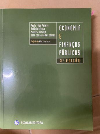 Exonomia e Finanças Publicas