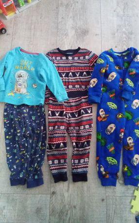 Sprzedam piżama 86-92 oraz 92-98 dla chłopca