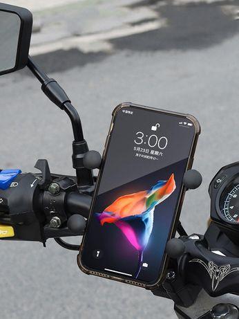 Suporte de telemóvel para Mota Moto Bicicleta Trotinete