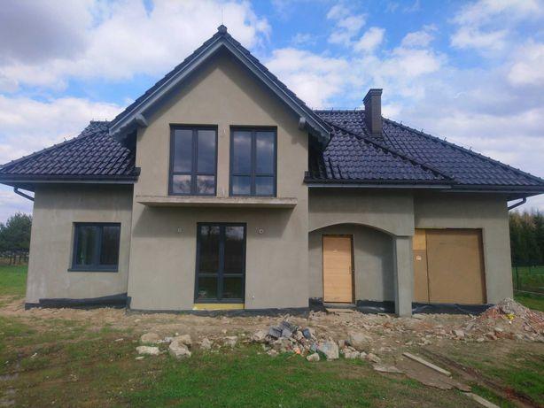 Dom w Lubczyku - 204m2/dz.27ar - Dankowice - stan deweloperski