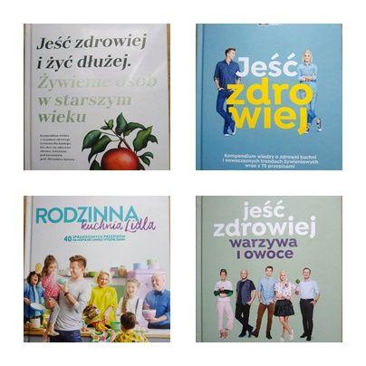 Książki kucharskie Lidla