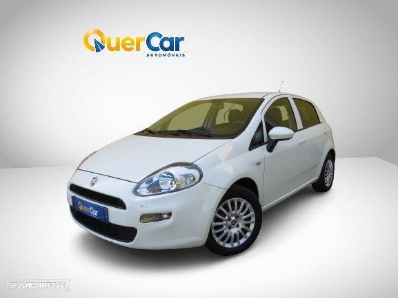 Fiat Punto 1.3 M-jet Easy Van