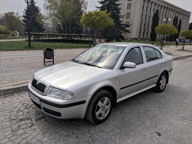 Skoda Octavia 1.8t, Elegance, Klimat, механіка, ГАЗ , ГБО 4
