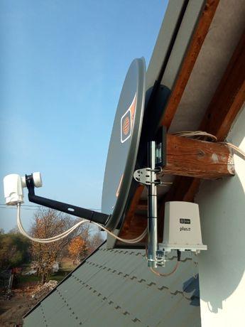 Montaż anten TV-SAT, DVB-T, LTE, monitoring, systemy alarmowe.