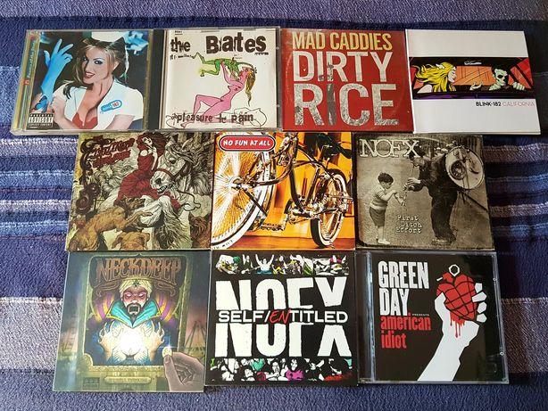 Lote de 10 CDs - Punk Rock (Portes Grátis)