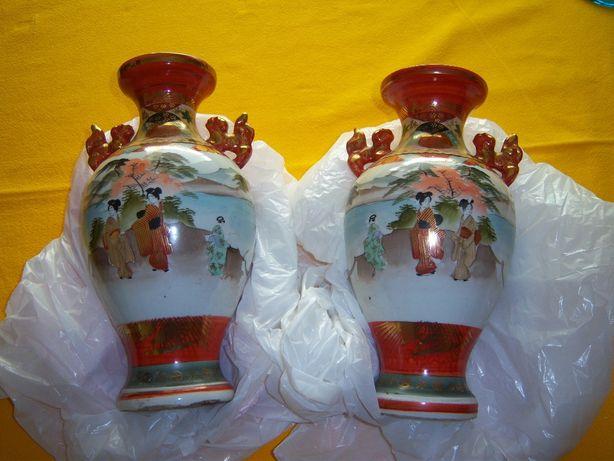 Jarras chinesas- um par de jarras antiga