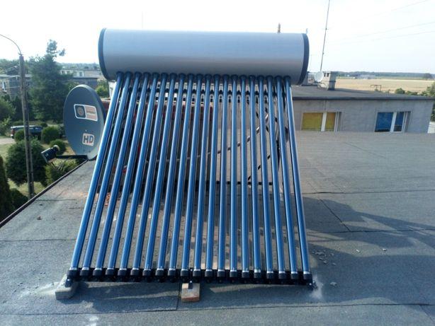 Kolektory słoneczne ciśnieniowe Heat-Pipe 200l.
