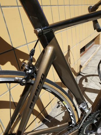 Bicicleta de estrada MERIDA carbono