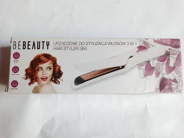 Утюжок для волосся 3в1 Be Beauty