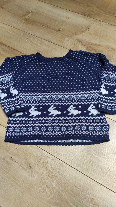 Sweterek r.92 H&M Suwałki - image 1
