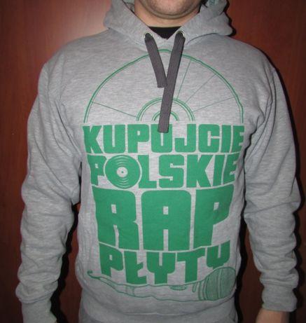 Bluza z kapturem kupujcie polskie rap płyty diamante wear