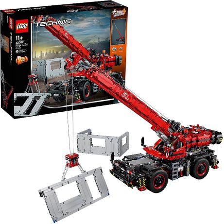 NOWE LEGO Technic 42082 Dźwig