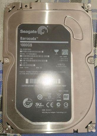"""Жёсткий диск Seagate BarraCuda APPLE HDD 1TB ST1000DM003 3.5"""""""