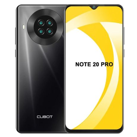 Cubot Note 20 Pro 8/128GB Black/Blue/Green. Новые, в наличии! 8GB RAM!