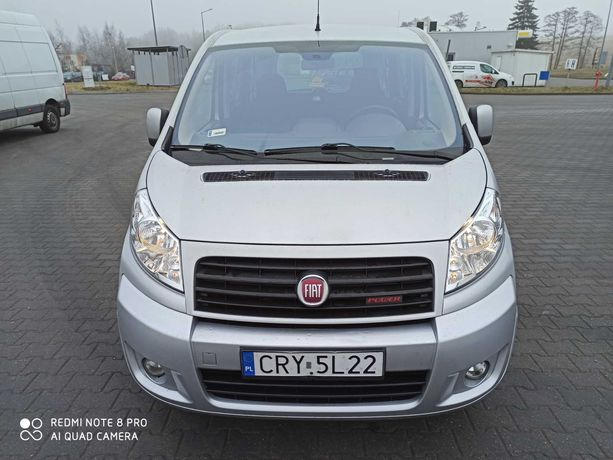 Fiat Scudo long panorama 2015