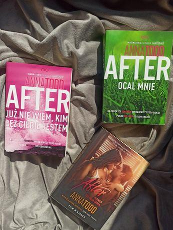 Książki z serii After