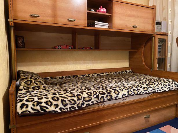 Продам   подростковую мебель Gautier