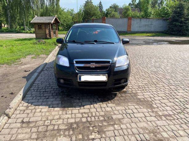 Chevrolet(Шевроле Авео) Aveo Official 2011