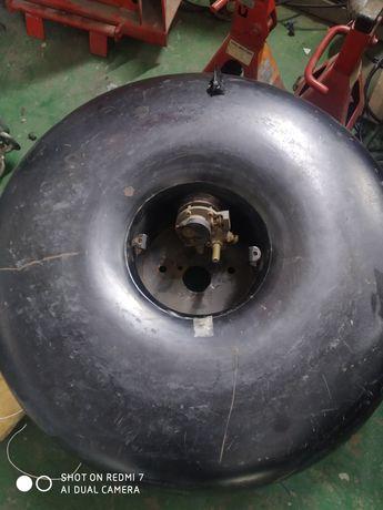 Газовый балон на 48 литров