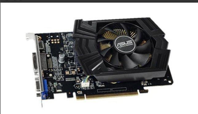 Vendo placa gráfica Nvidia 740 ddr5 2g