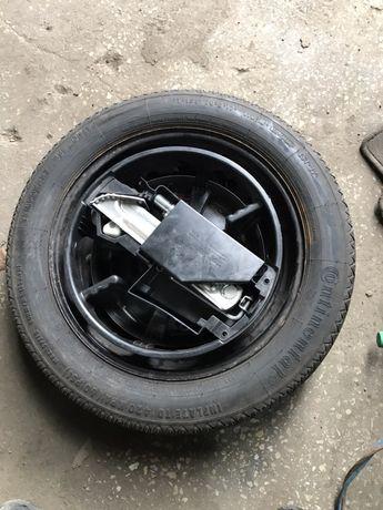 Докатка R16 мерседес 125/70 r16 W211 w212 w213 w204 Audi запаска запас