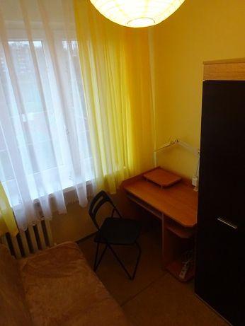 Mały pokój jednoosobowy - os. Złoty Wiek 35 Mistrzejowice Kraków Huta