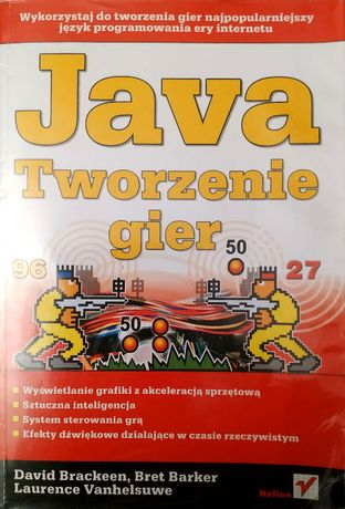 Java - tworzenie gier
