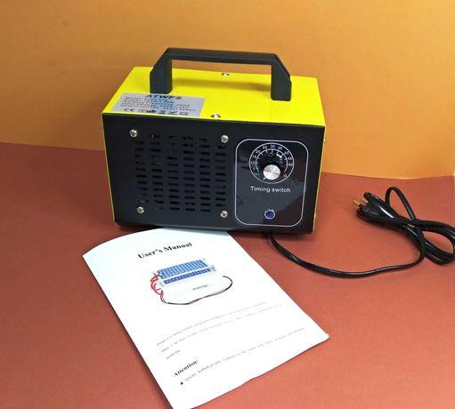 Atwfs 220В 60g генератор озона озонатор очиститель воздуха дезенфекция