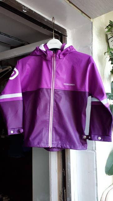 Куртка дождевик Didriksons 1913 на рост 120