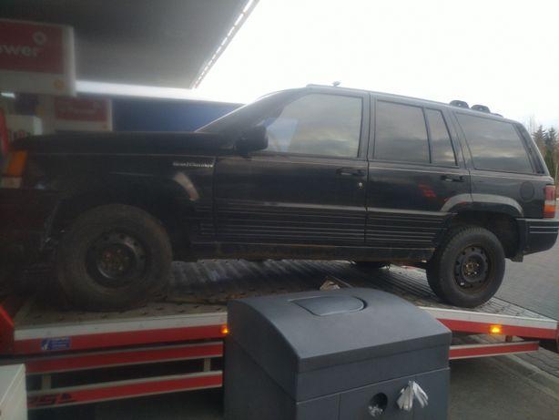 Dyfer most Tylny jeep grand Cherokee zj 4.0 3.55 Chrysler