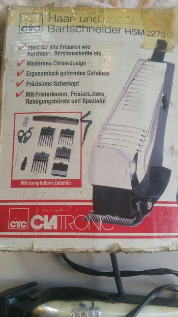 Продам машинку для стрижки волос Clatronic HSM 2273С(оригин. Германия)
