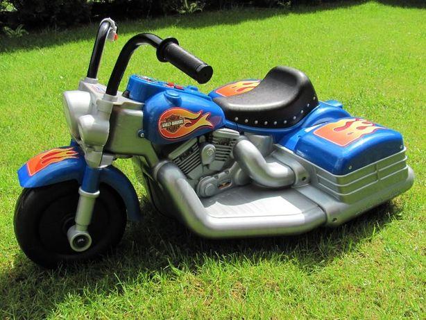 "Nowy motor elekteyczny ""Harley Davidson"""
