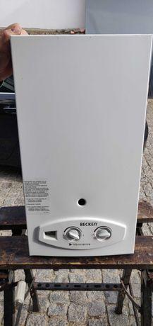 Esquentador Becken aquasense 11L Butano/Propano WRN11-4 B/P