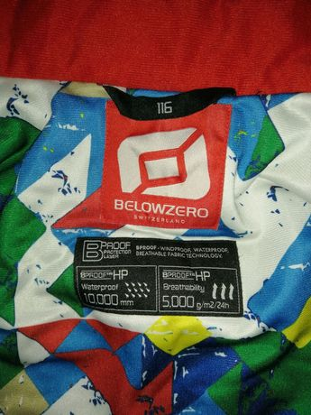 Термо куртка Belowzero Switzerland