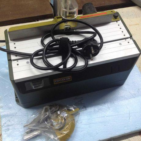 Tupia bancada mini Proxxon M400