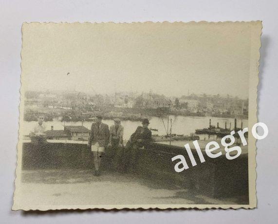 Stara fotografia SZCZECIN - 1946 rok