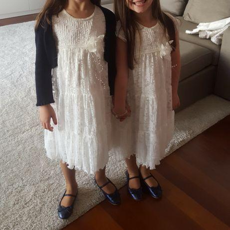 Vestido menina cerimónia T6