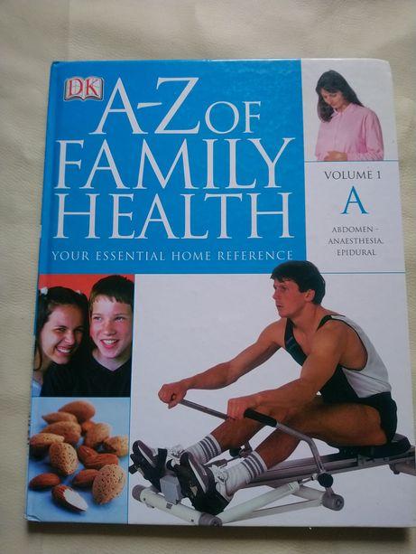 Книга енциклопедія Family Health