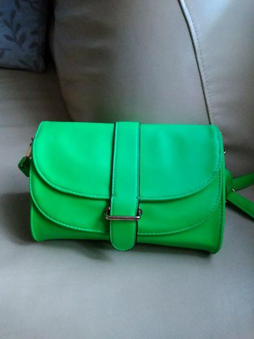 Zielona neonowa torebka - HIT! Olkusz - image 1