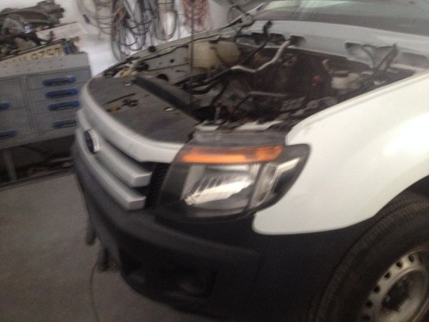 Bloco motor completo ford ranger ou transit 2.2