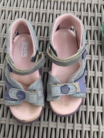 Sandalki skorzane Mazurek rozm. 26