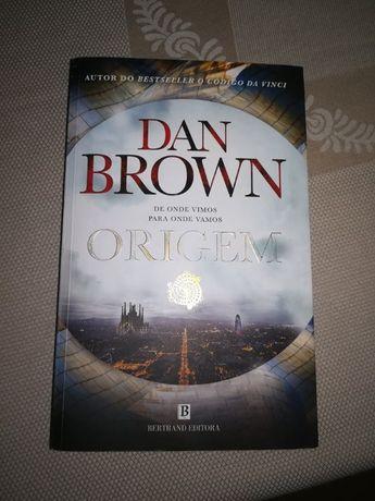 """Livro """" Origem"""""""